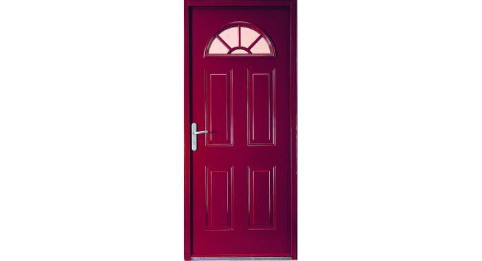 Porte BLIZZARD de couleur rouge pourpeBLIZZARD